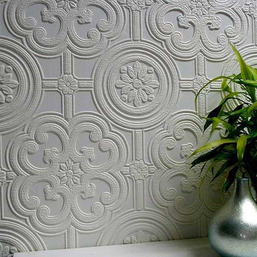 papel de parede geometrico, texturizado e em alto relevo