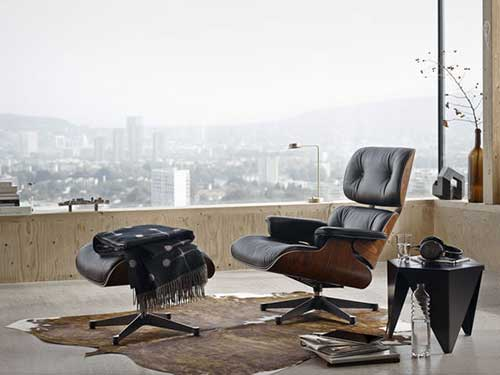 poltrona tipo lounge chair