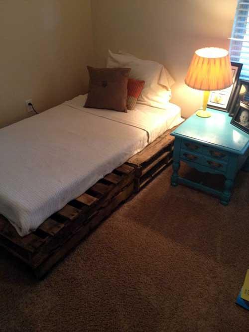 cama barata para solteiros