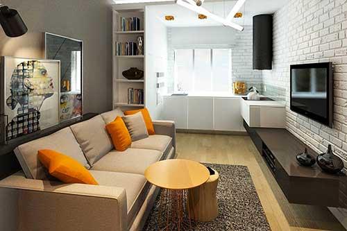 como harmonizar decoracao rustica e moderna na cozinha e na sala