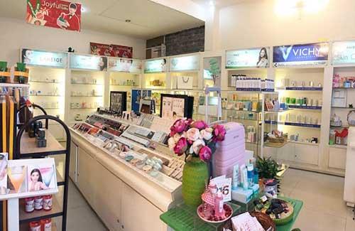 dicas de iluminaçao para loja de cosmeticos