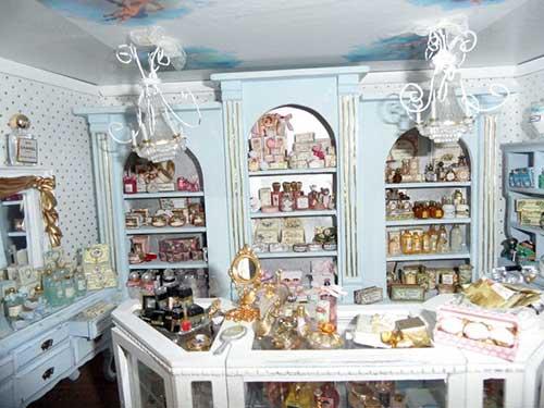 como decorar loja de perfumes pequena