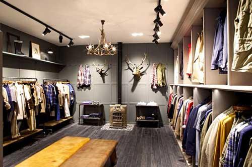 dicas e ideias para decorar loja de roupas masculina pequena