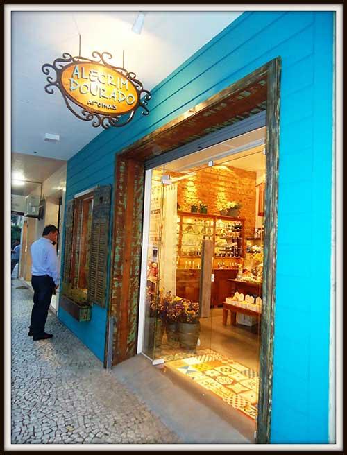 azul tiffany pra loja de aromas
