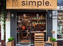 foto de fachada de loja comercial de produtos naturais
