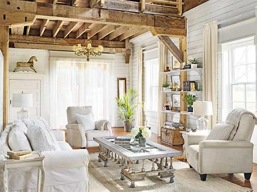 foto de sala de estar aconchegante e confortavel