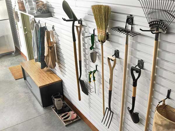 melhores formas de organizar quarto de ferramentas
